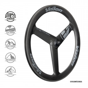 METRON 3 SPOKE Copertoncino/tubeless ready 2019