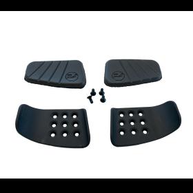 Supporti poggiabraccia + cuscinetti Mini Clip On V15