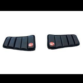 Cuscinetti poggiabraccia Trimax Carbon Clip-on V14