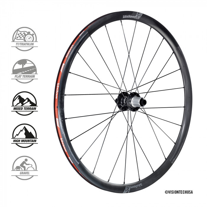 Vision TC30 Disc_Rear_Shimano