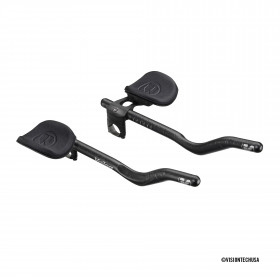 Vision Trimax Carbon Clip-On JS-Bend