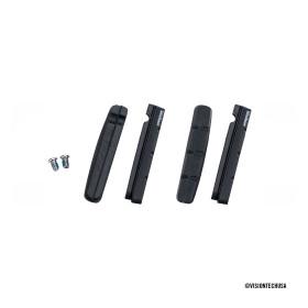 Vision Brake pads - Carbon rims