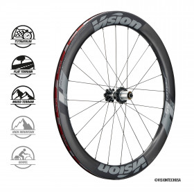 METRON 55 SL DISC CLINCHER/TLR