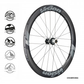 METRON 55 SL DISC TUB_Rear