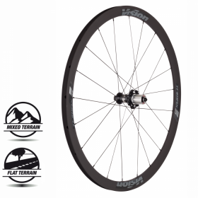 Trimax 35 KB wheelset